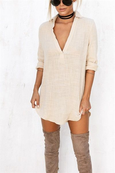 Buy Raw Bay Tunic Online - Dresses - Women's Clothing & Fashion - SABO SKIRT