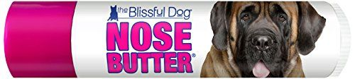 The Blissful Dog Mastiff Nose Butter 015Ounce * Details can be found by clicking on the image. (This is an affiliate link and I receive a commission for the sales)