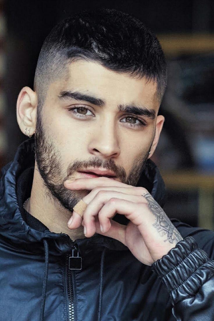 Zayn | Celebrity Beard Sytles