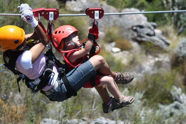 Ceres Zipslide Adventures - All ages welcome