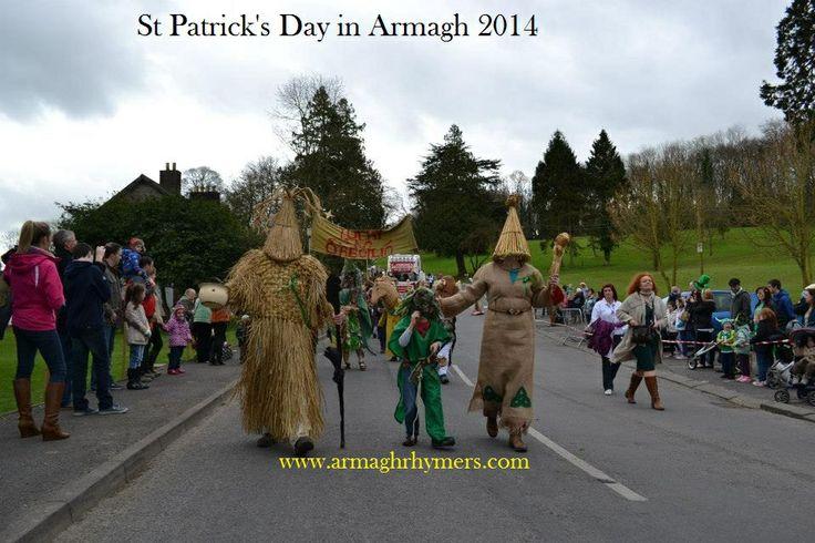 Armagh Palace 17/03/14