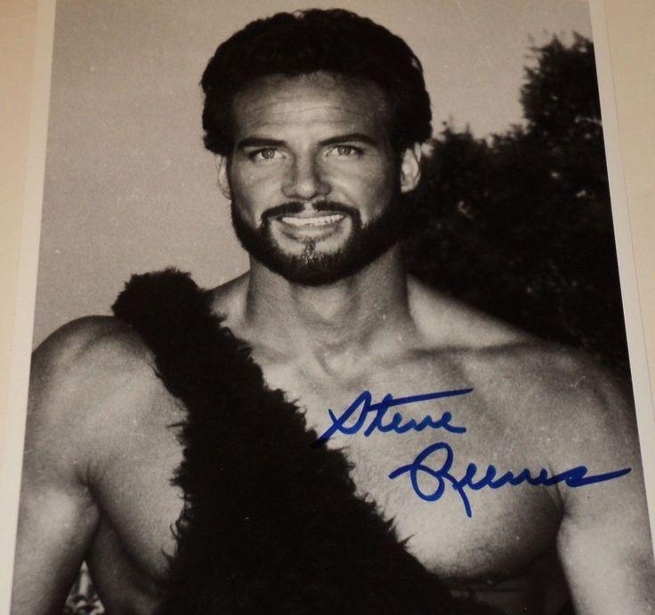 Steve Reeves Beard