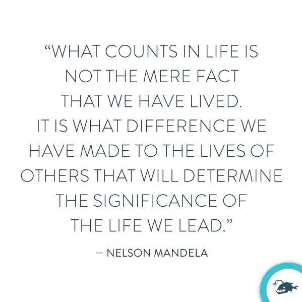 Happy Nelson Mandela International Day | SlickFish Studios