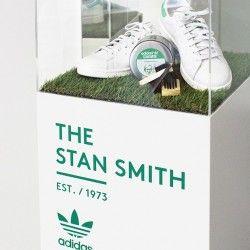Mooie display voor Adidas.  #display #Adidas #productpresentatie