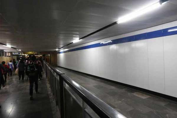 #DESTACADAS:  Mujer libra secuestro y se refugia en Metro Pino Suárez - Canal 10