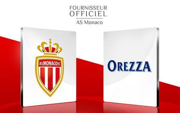 El agua mineral Orezza, nuevo proveedor oficial del AS Monaco
