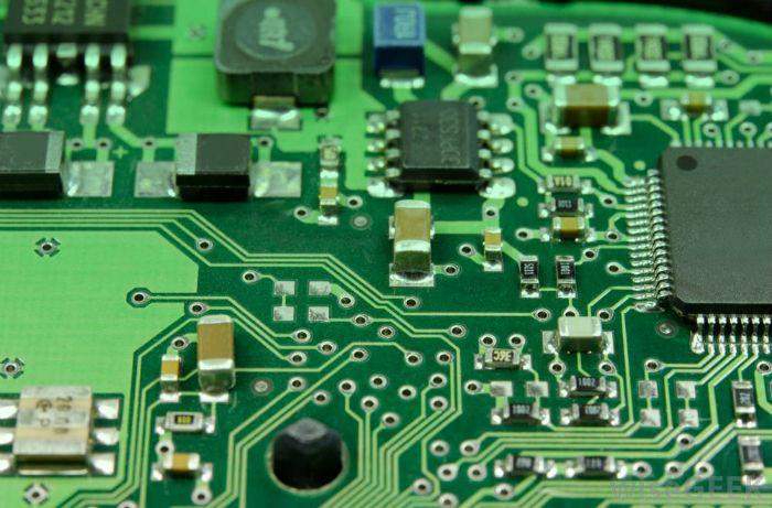 Printed Circuit Board Fabrication Scoring Routing