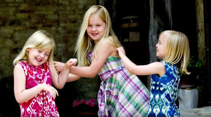 Hoe ziet het leven van onze 3 prinsessen eruit? In dit interview wordt van alles openbaar gemaakt