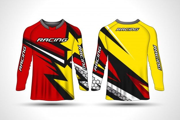 Download Long Sleeve T Shirt Sport Motorcycle Jersey Sports Jersey Design Sport Motorcycle Jersey Design