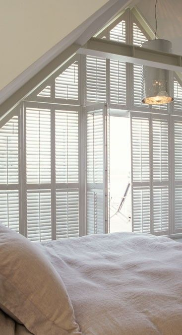 Made to order shutters from S:Craft