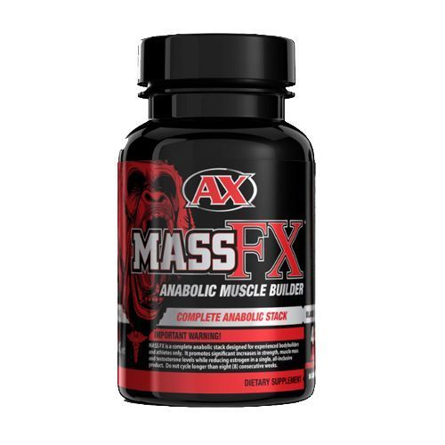 Athletic (Anabolic) Xtreme Mass FX 112caps