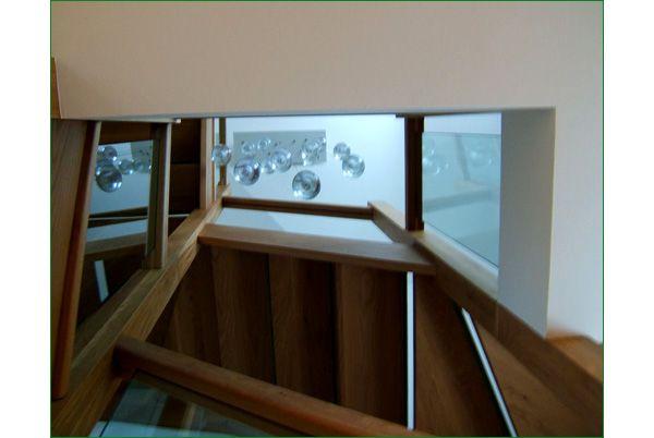 Seabank Glass Staircase