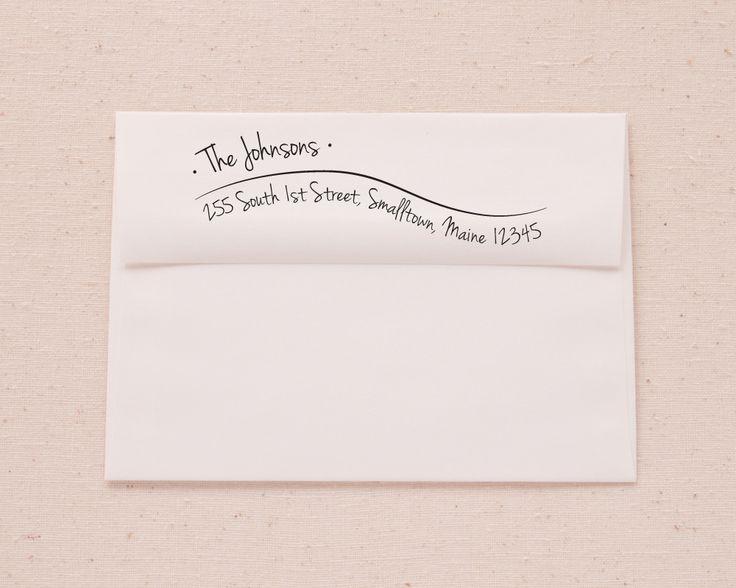 Best Envelope Addressing Images On   Envelope
