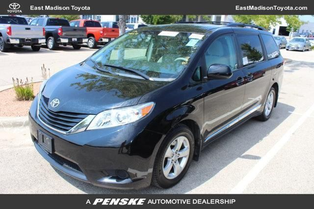 CPO 2014 Toyota Sienna LE for sale at East Madison Toyota in Madison, WI for $21,727. View now on Cars.com.