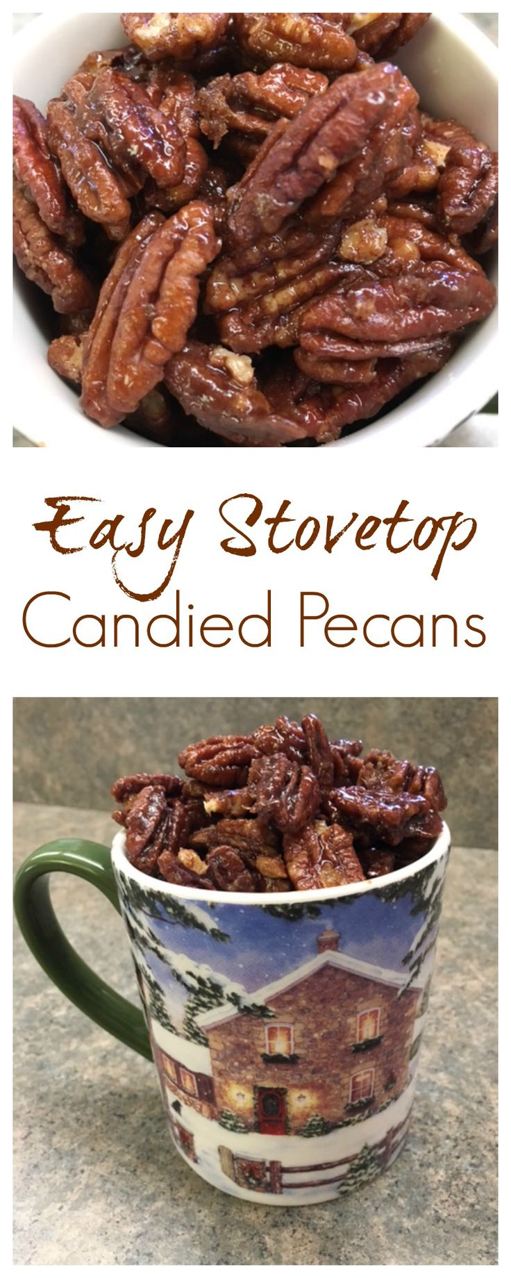 Christmas is comin' up quick. It's October, but December is right around the corner. I love this recipe because it's so easy and inexpensive. It only took me about 15 minutes to make. The pecans cool quickly and you have a nice gift to take to a friend, or a teacher, or you can snack on …