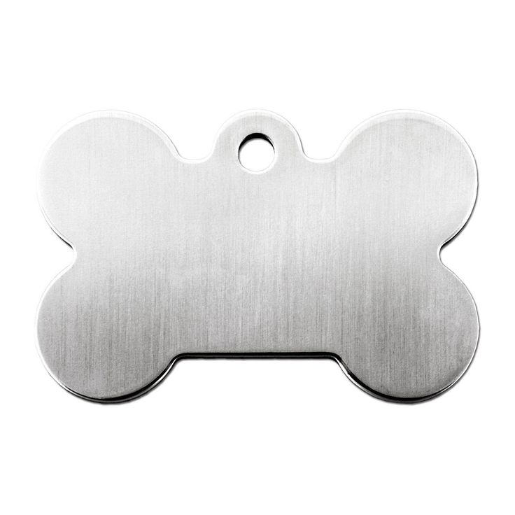 """1 1/2""""; W X 1""""; H, Quick-Tag Pet ID Tags are a must have for every pet. Quick-Tag Pet ID Tags help ensure the safety of your pet if they wander off or get lost. Quick-Tag can be engraved with personal information to ensure a safe return."""