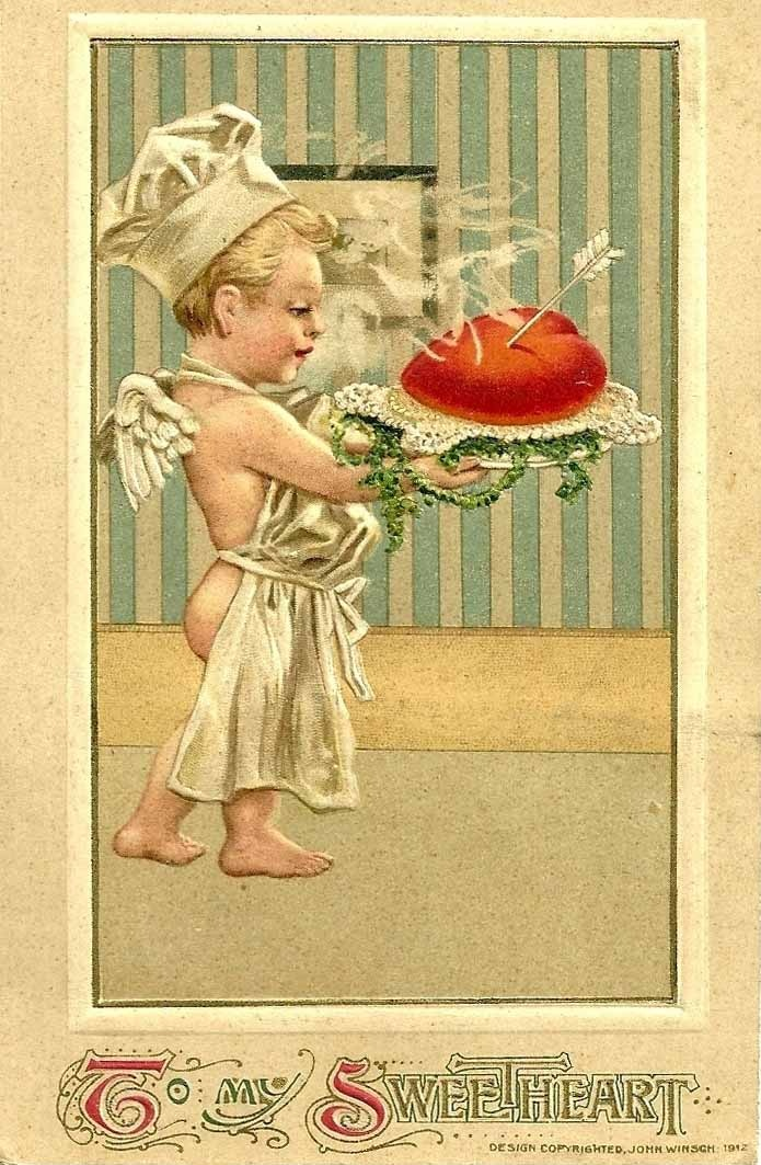 232 best images about Creepy Valentines – Creepy Valentine Cards