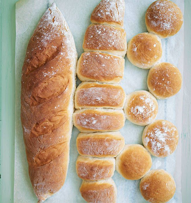 Lasse-majas superenkla bröd