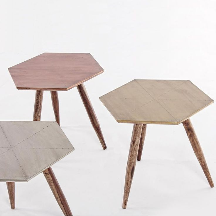 33 Hexagonal Coffee Table Ideas