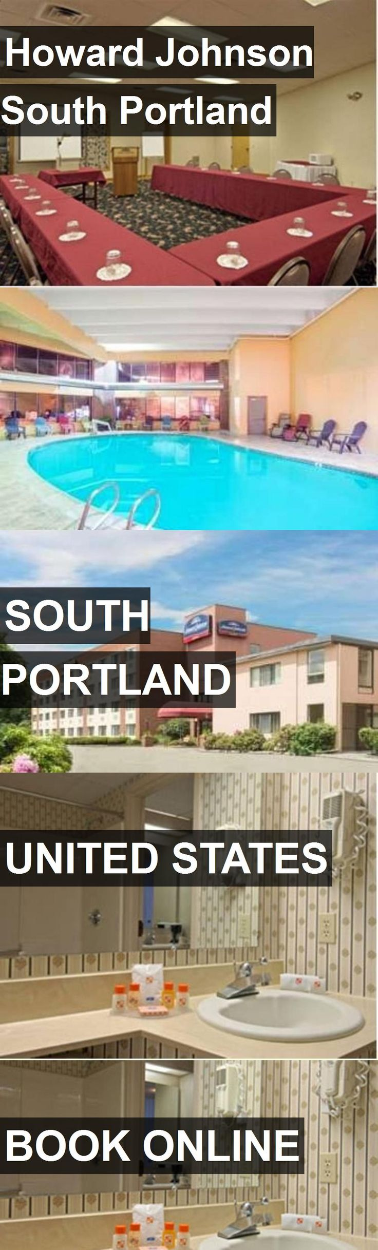 Hotel Howard Johnson South Portland in South Portland, United States. For more information, photos, reviews and best prices please follow the link. #UnitedStates #SouthPortland #travel #vacation #hotel
