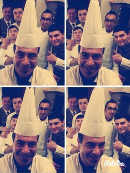 Repost from @akislimurat: A warm hello from our F&B department! Yiyecek & İçecek departmanımızdan sıcak bir merhaba!  #sheraton #bursa #sheratonbursa #hotel #foodandbeverage #department #associates #cooks #team #happy #smile #teamspirit #goodmorning #bestwishes #betterwhenshared