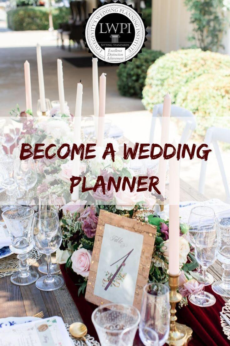 Lovegevity Event Planning Courses Wedding Event Planner Event Planning Birthday