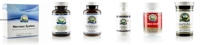 FIND YOUR INNER PEACE - Nature's Sunshine – At Nature's Sunshine, we've created a variety of amazing products that can be used to provide support for anxiety, promote calm for occasional stress, provide energy, and soothe your nervous system. Compare and contrast our most popular nervous system supplements: AnxiousLess, Nutri-Calm, Stress-J, Stress Relief TCM Concentrate & Stress Relief...