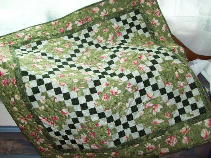 105 best Irish Chain Quilts images on Pinterest   Jellyroll quilts ... : double irish chain quilt pattern free - Adamdwight.com