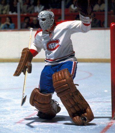 Montreal Canadiens - Michel Plasse