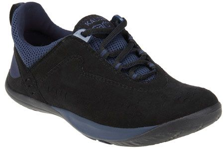 Kalso Earth Shoe Pristine Vegan in Black from PlanetShoes.com