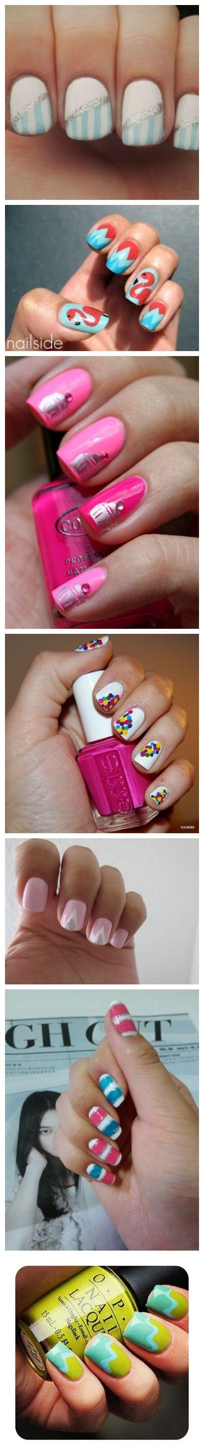 85 besten nails Bilder auf Pinterest | Accessoirs, Nagelideen und ...