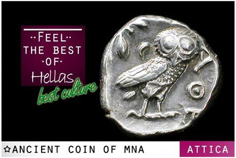 #mna #ancientcoins #greekcoins #Athens