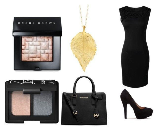"""Fabulous"" by emmaeady on Polyvore featuring Michael Kors, Chupi, NARS Cosmetics, Bobbi Brown Cosmetics, women's clothing, women, female, woman, misses and juniors"