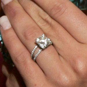 britney spears engagement ring from kfed sweet style