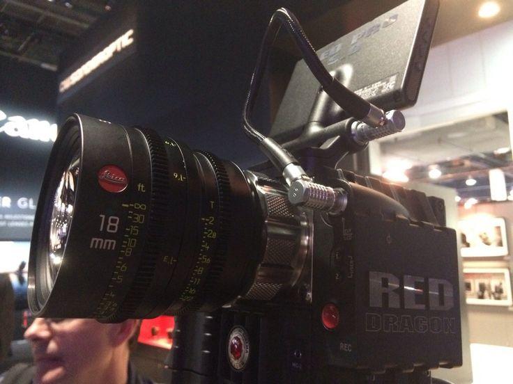 #red #digital #cinema #nab #camera #rig