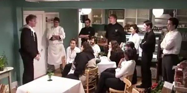 Ramsay S Kitchen Nightmares La Gondola Closed Kitchen Nightmares Young Chefs Ramsay