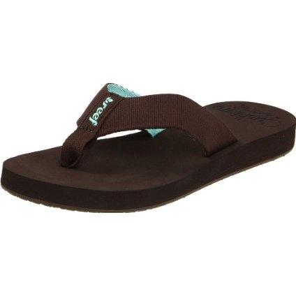 Sirena de mujer Flip Q2 Athletic Sandal, Aluminio, 8 M US