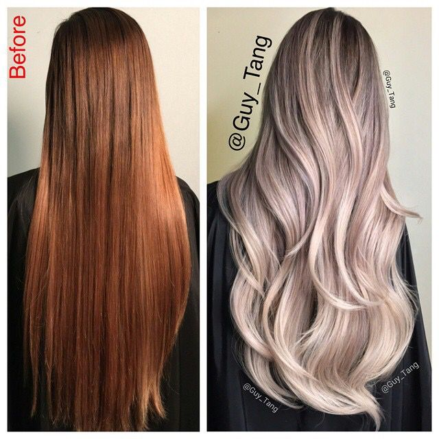 Color correction using schwarzkopfpro igora royal and for Guy tang salon