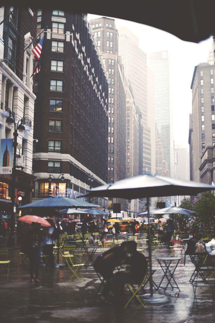 738 best rain photography images on pinterest rainy days rain rainy days in herald square fandeluxe Document
