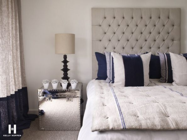 Kelly Hoppen #bedroom