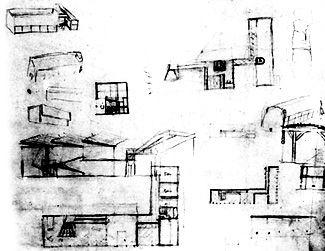 56 best images about le corbusier on pinterest dibujo - Casas de le corbusier ...