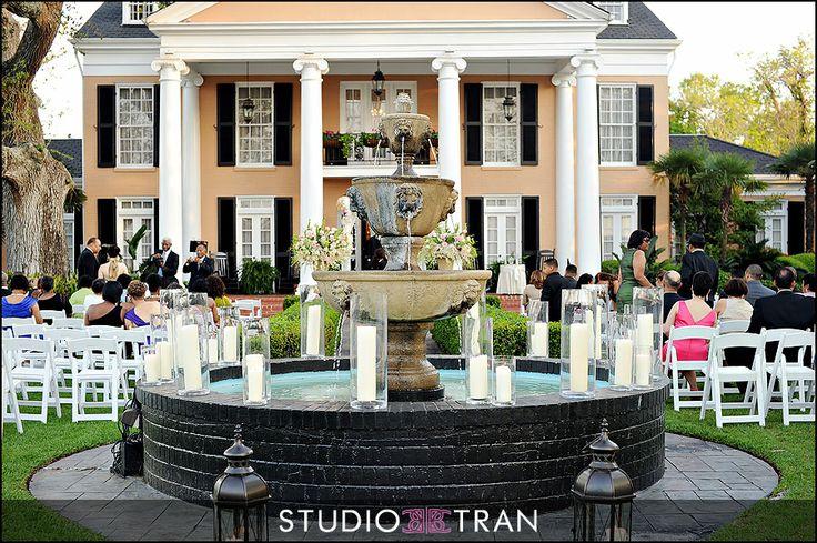 Southern Oaks Plantation New Orleans Louisiana - Studio Tran Photographers