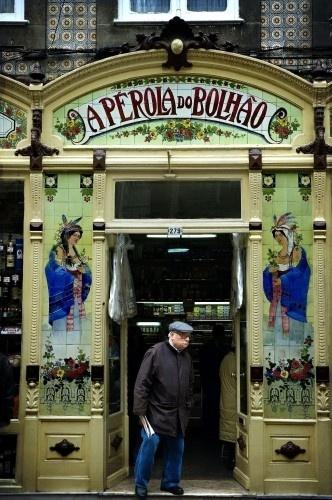 A Pérola do Bolhão, Porto, Portugal