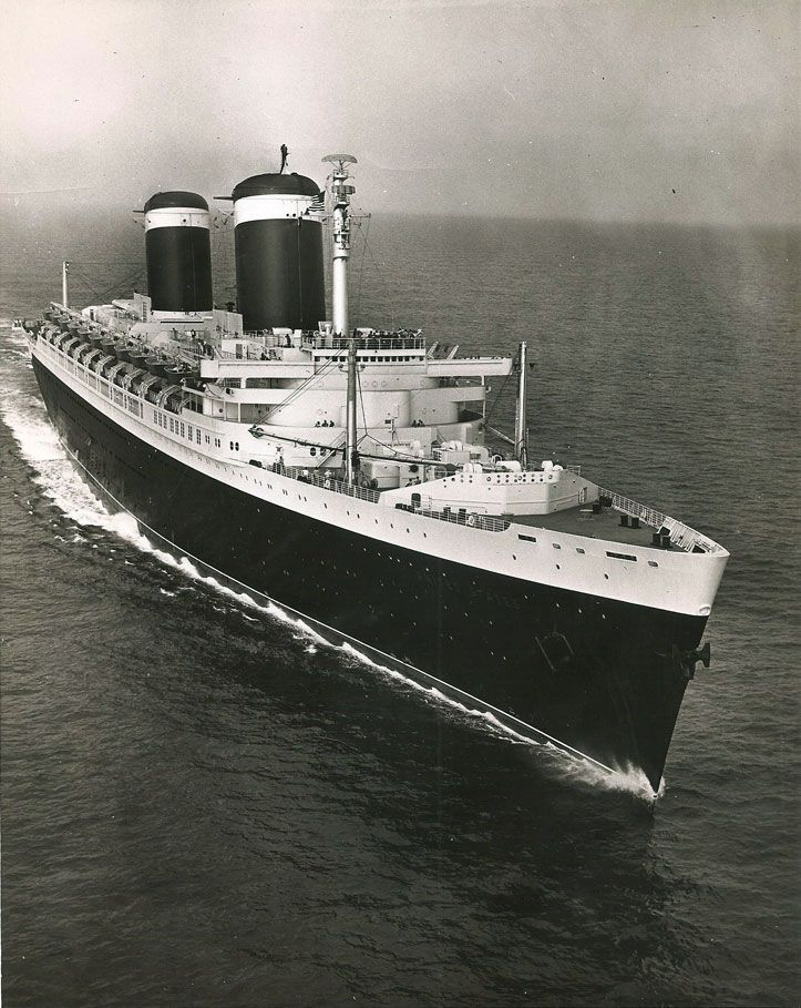 Ss United States Engine Room: 17 Best Images About The Great Ocean Liners On Pinterest