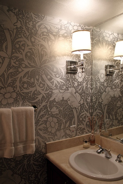 wall paper bathroom? Will it work for me?