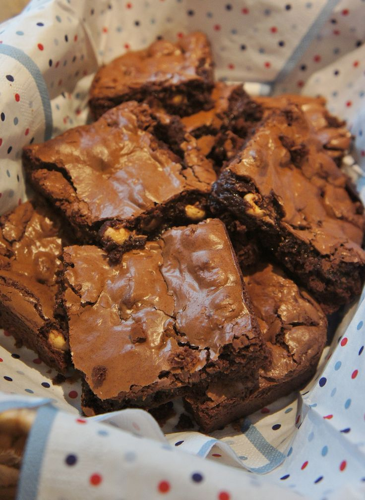 Malteser Brownies - SONY DSC