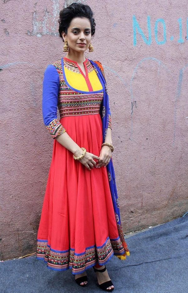 Bollywood Style Trends: Anarkalis and Fashion Suits - Kitsch of Colours #Bollywood #FashionSuits