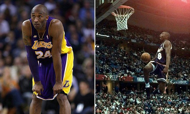 Kobe Bryant confirms he is quitting the NBA after next season