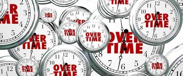 Five tips to help stay in compliance with overtime laws and avoid lawsuits