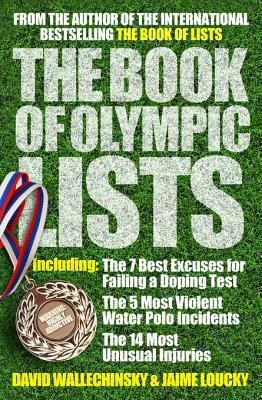 The Book of Olympic Lists, by David Wallechinsky & Jaime Loucky.